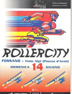 """Rollercity"", Fossano 1998"